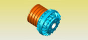 Grit type safety coupling JB/T5986-92