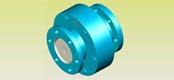 Spring coupling GB/T12922-91