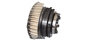 Ball type safety coupling JB/T5987-92