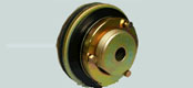 In a friction type safety coupling JB/T6138-92