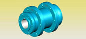 WGT connected set of drum gear coupling JB/T7004-93